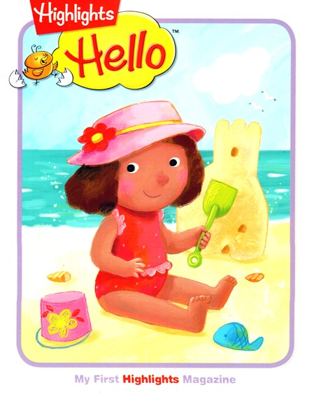 Highlights Hello Cover - 8/1/2015