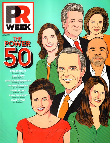 PRWeek Cover - 7/1/2015