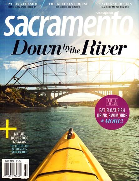 Sacramento Cover - 7/1/2015