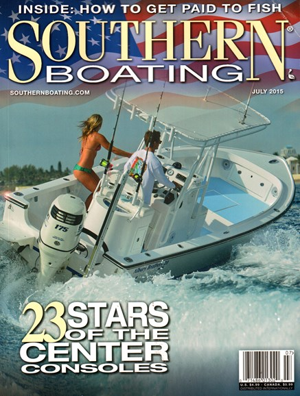 Southern Boating Cover - 7/1/2015