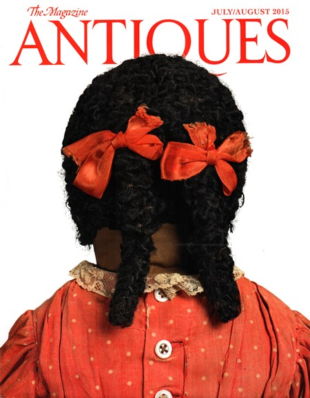 The Magazine Antiques Cover - 7/1/2015