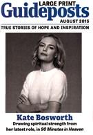 Guideposts Large Print Magazine 8/1/2015