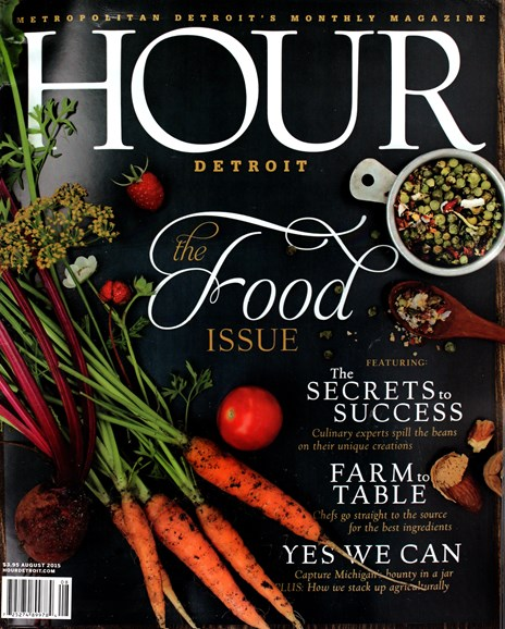 Hour Detroit Cover - 8/1/2015