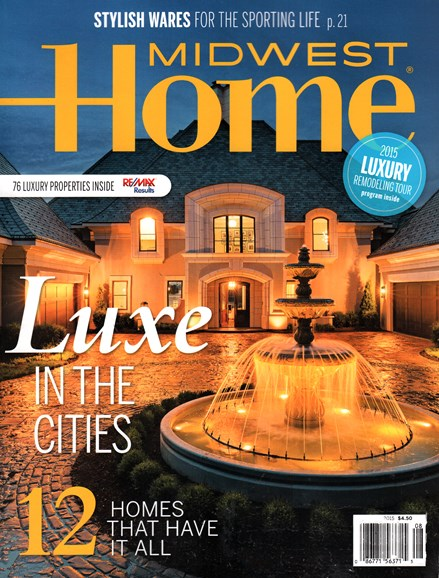 Midwest Home Cover - 8/1/2015