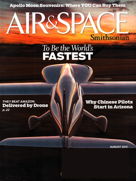 Air & Space Cover - 8/1/2015