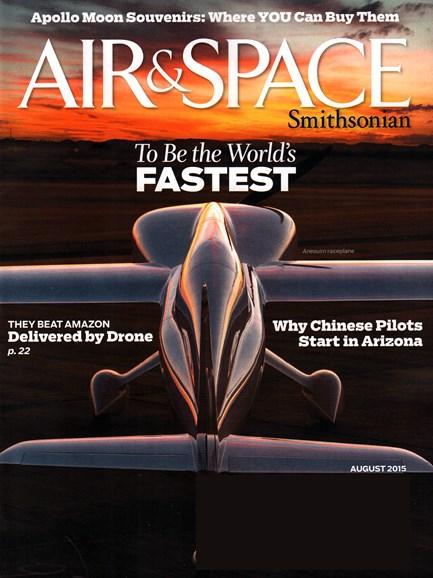 Air & Space Cover - 8/1/2015
