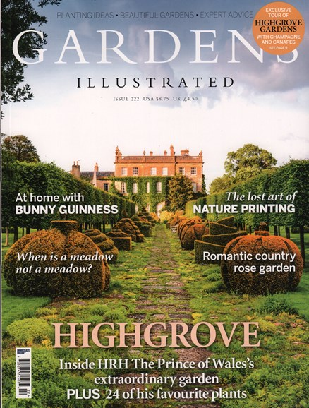 Gardens Illustrated Cover - 6/1/2015