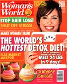 Woman's World Magazine 7/27/2015