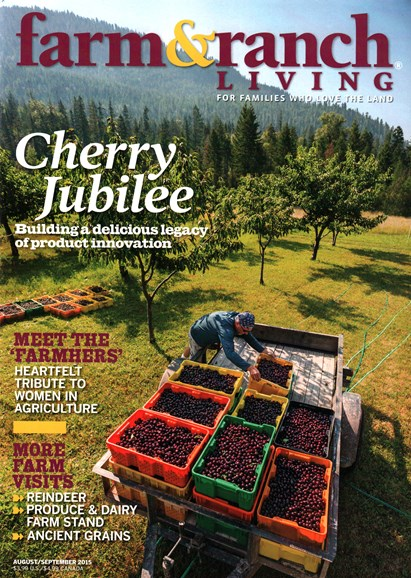 Farm & Ranch Living Cover - 8/1/2015