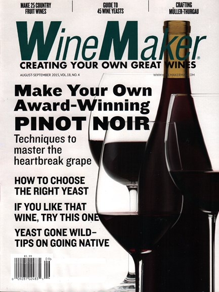 Winemaker Cover - 8/1/2015
