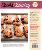 Cook's Country Magazine 8/1/2015