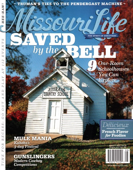 Missouri Life Cover - 8/1/2015