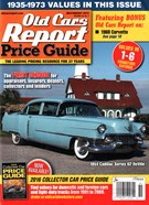 Old Cars Report Price Guide 7/1/2015