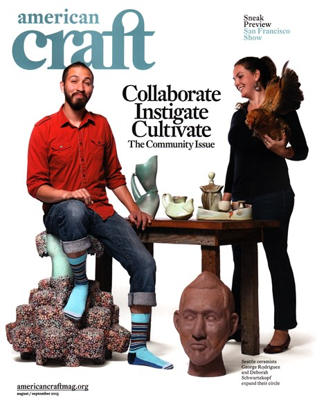 American Craft Cover - 8/1/2015