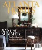 Atlanta Homes & Lifestyles Magazine 8/1/2015