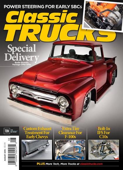 Classic Trucks Cover - 8/1/2015