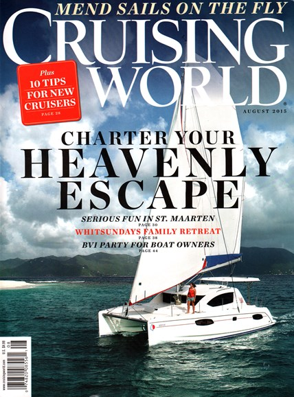 Cruising World Cover - 8/1/2015
