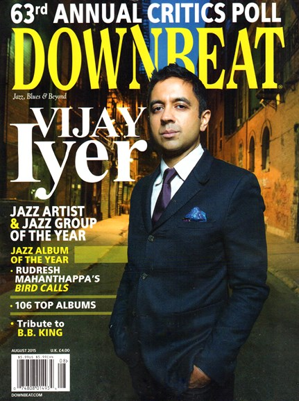 DownBeat Cover - 8/1/2015