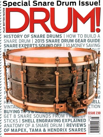 Drum! Cover - 8/1/2015