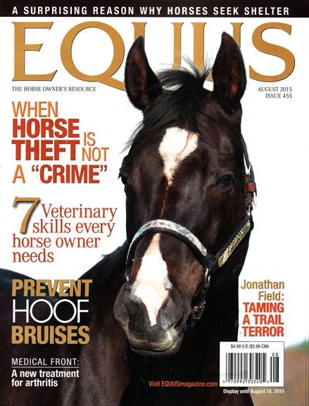 Equus Cover - 8/1/2015