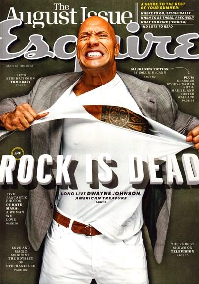 Esquire Cover - 8/1/2015