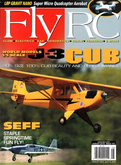 Fly RC Cover - 8/1/2015