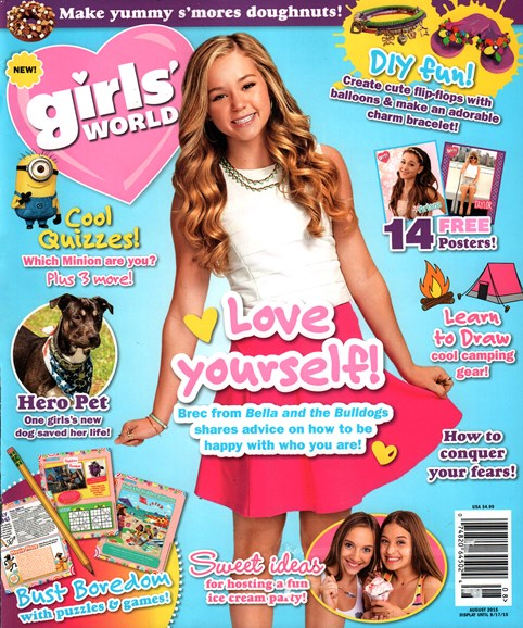 Girls' World Cover - 8/1/2015