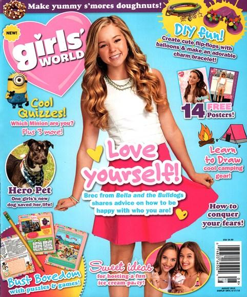 Girls' World Cover - 8/1/2015