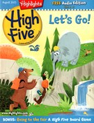 High Five Magazine 8/1/2015