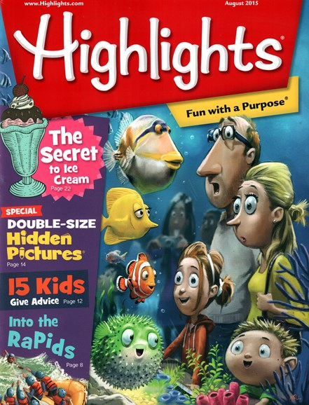 Highlights Cover - 8/1/2015