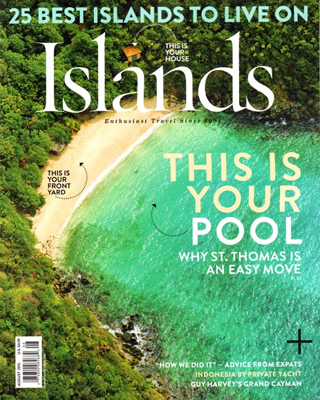 Islands Cover - 8/1/2015