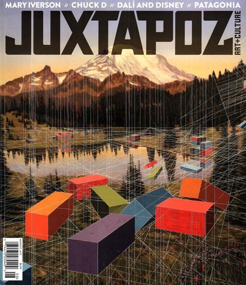 Juxtapoz Cover - 8/1/2015