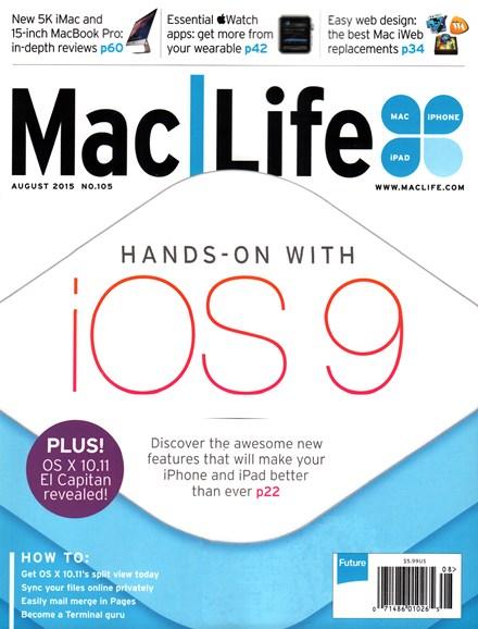 Mac | Life Cover - 8/1/2015