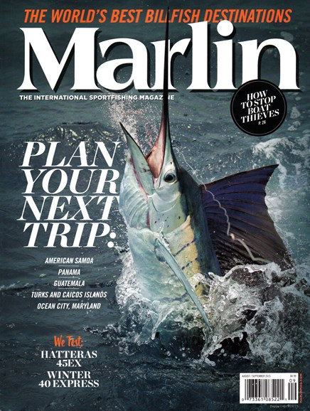 Marlin Cover - 8/1/2015