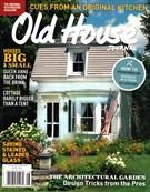 Old House Journal Magazine 8/1/2015