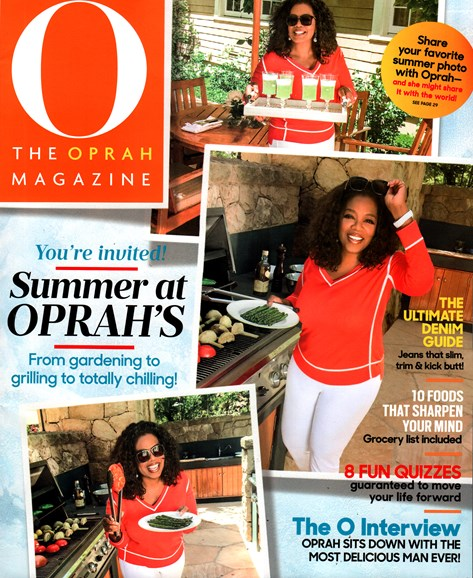 O The Oprah Cover - 8/1/2015