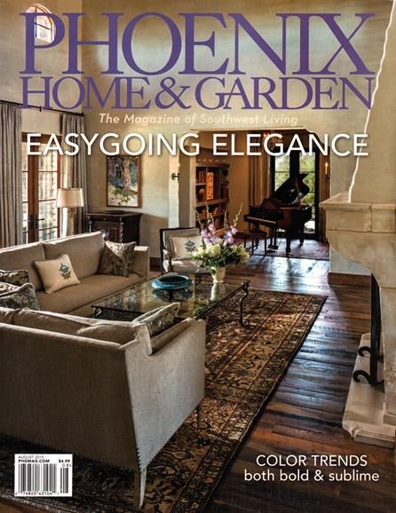 Phoenix Home & Garden Cover - 8/1/2015