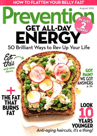 Prevention Cover - 8/1/2015
