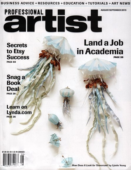 Professional Artist Cover - 8/1/2015
