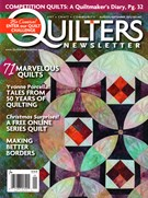 Quilter's Newsletter 8/1/2015