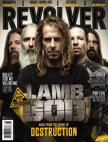 Revolver Cover - 8/1/2015