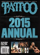 Tattoo Magazine 8/1/2015