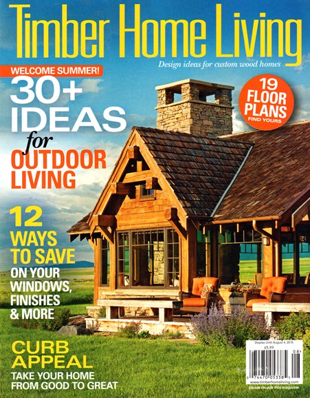 Timber Home Living Cover - 8/1/2015