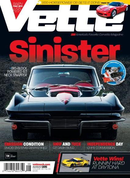 Vette Cover - 8/1/2015