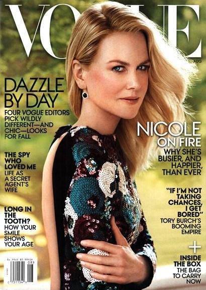 Vogue Cover - 8/1/2015