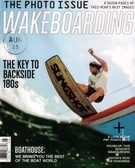 Wake Boarding 8/1/2015