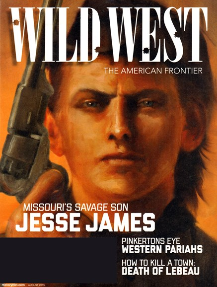 Wild West Cover - 8/1/2015