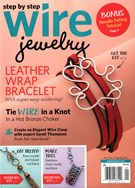 Step By Step Wire Jewelry Magazine 8/1/2015