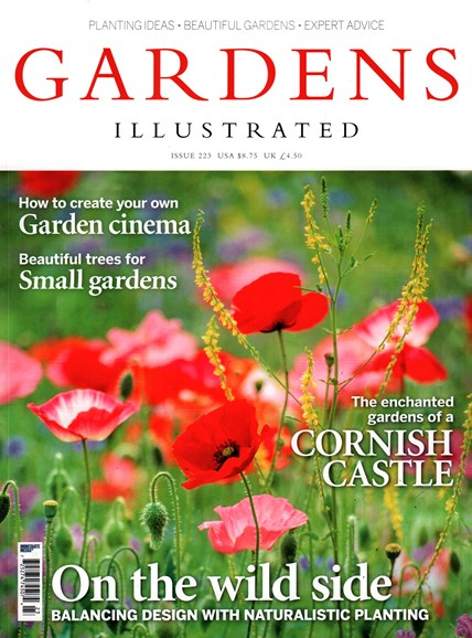 Gardens Illustrated Cover - 7/1/2015