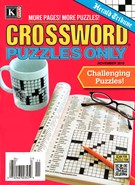 Herald Tribune Crossword Puzzles Magazine 11/1/2015